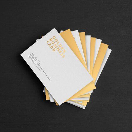 Business Cards - Conqueror