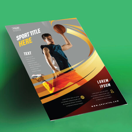 Flyers - Double sided Gloss Laminated