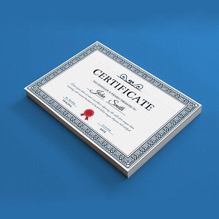 Certificates - Premium