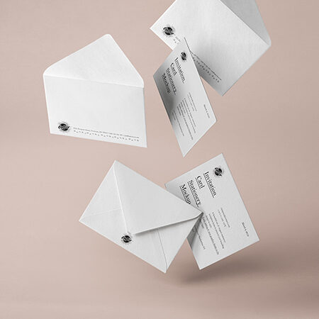 C6 Ready - made Envelopes