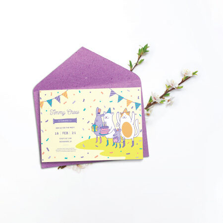 Postcards - Greeting cards