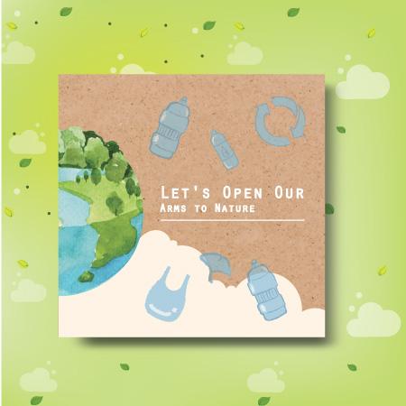 Postcards - Eco - friendly
