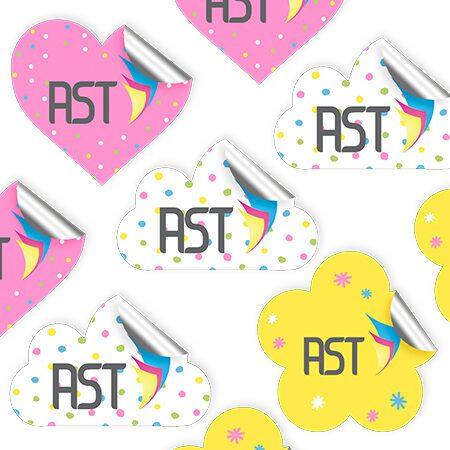 Kiss Cut Sticker Sheets